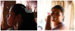 Vakre Emberakvinner, Panama